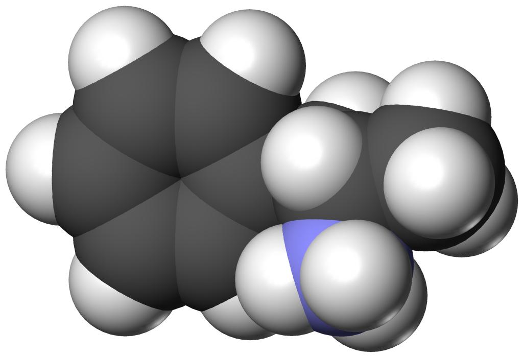 L-amphetamine-3D-vdW