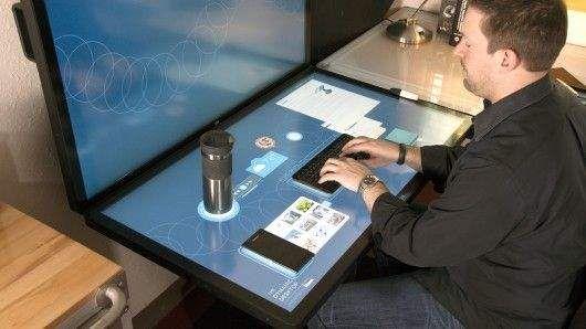 futurisztikus iroda