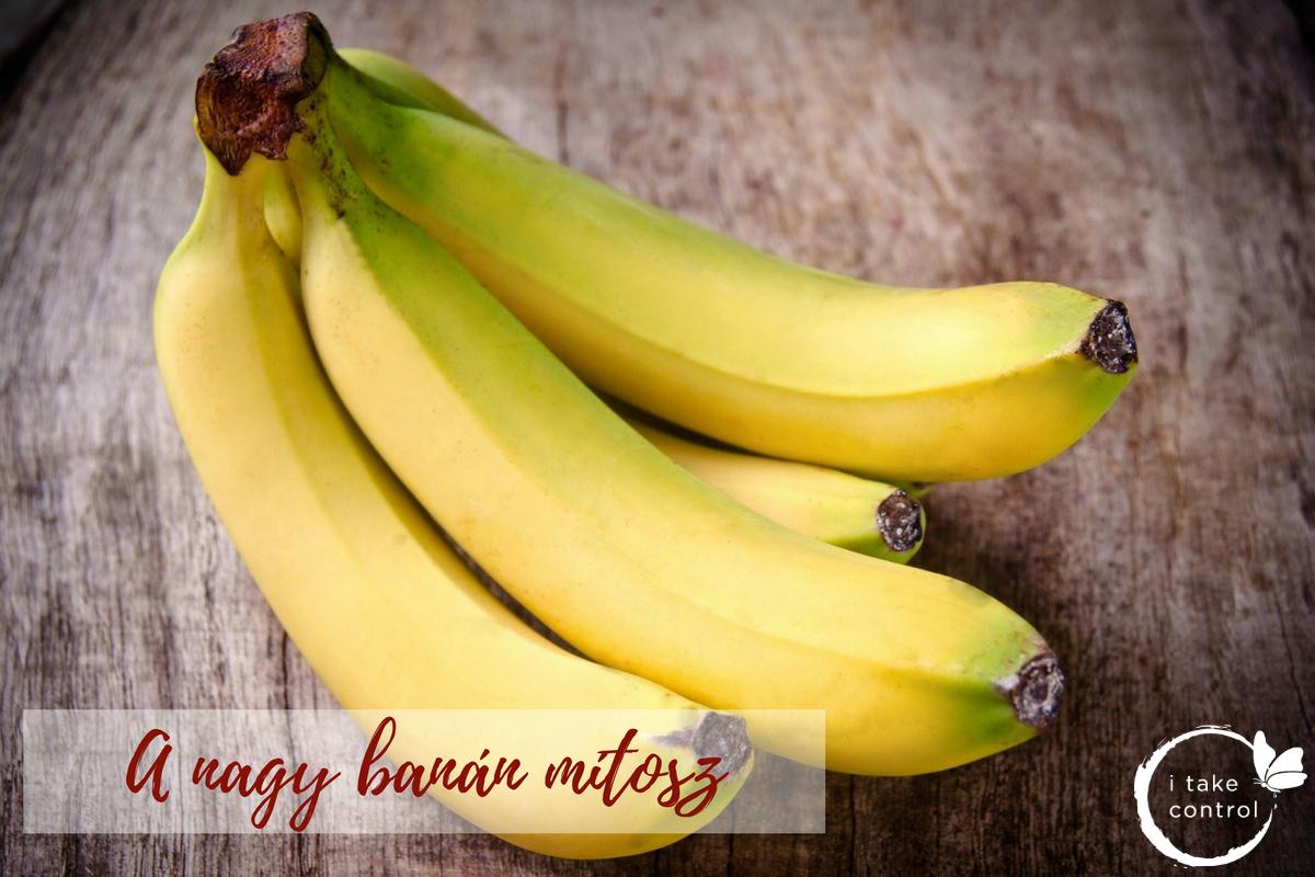 A nagy banan mitosz